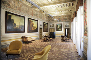 Palazzo Venturelli - Galleria